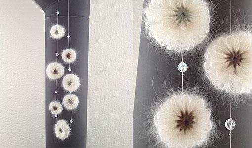 Blumenketteweiss-