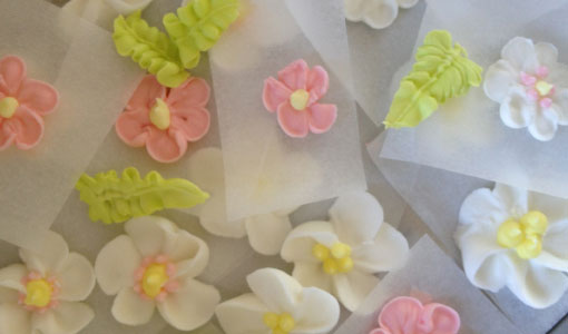 Icing-Flowers