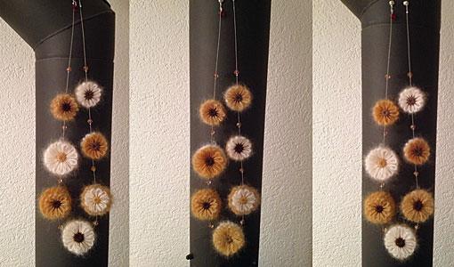 Blumenkettegelb-