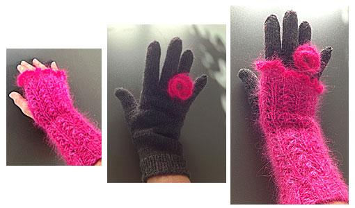 Handschuhvariationen