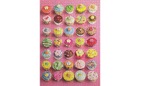 Puzzle-Cupcake