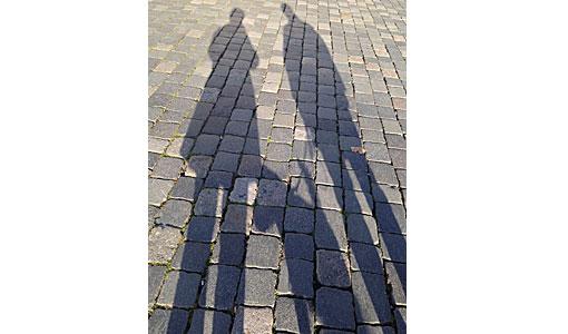 Schatten-in-Dresden